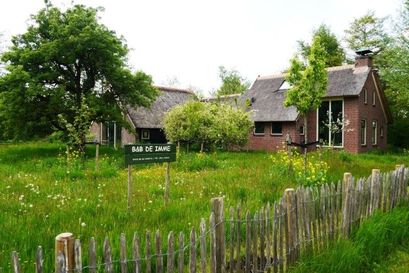 Bed & breakfast en groepsaccommodatie de Imme