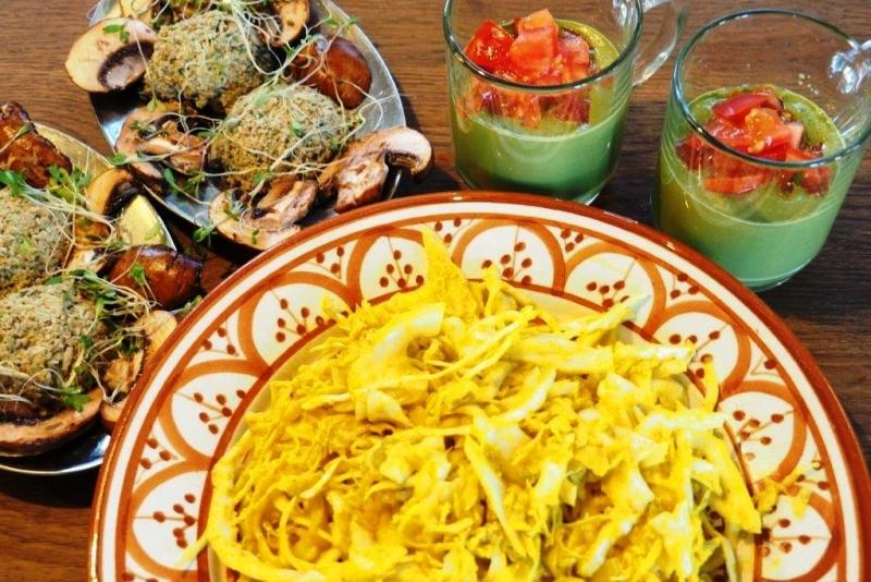 Heerlijke maaltijden bij de Imme (2)