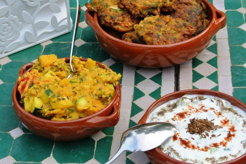 Heerlijke maaltijden bij de Imme