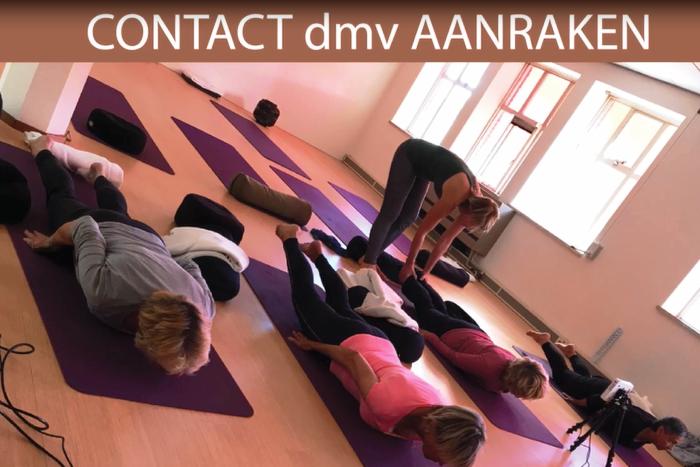 Yoga voor auditief beperkten 4