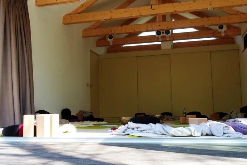Yogaruimte De Imme in hartje Weerribben