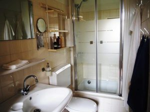 B&B de Imme Privé sanitair kamer 2