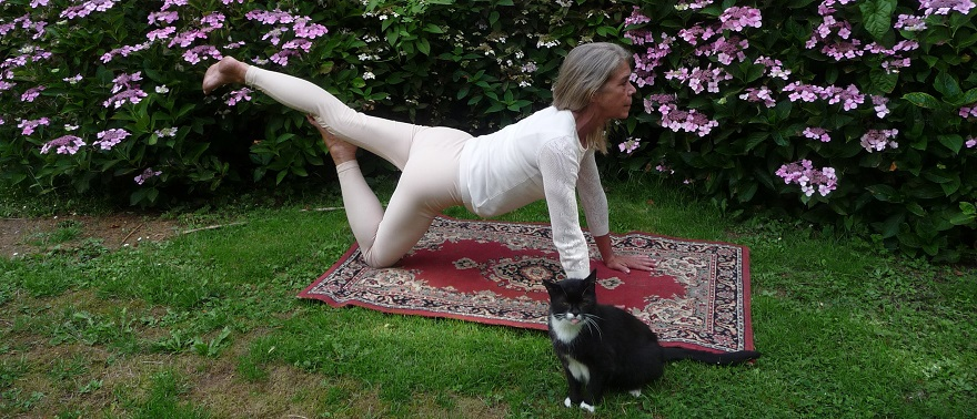 yoga- en vakantieweekend