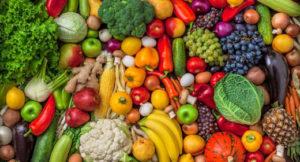 Veganistische maaltijden