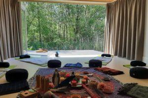 Yogastudio de Weerribben